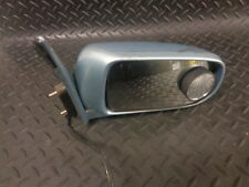 2002 MAZDA 626 DRIVERS SIDE ELECTRIC WING MIRROR BLUE 010142
