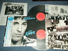 BRUCE SPRINGSTEEN Japan 1980 NM 2-LP+Obi THE RIVER(RARE 1st Press OBI)