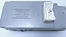 89221-08010 Toyota Computer Multiplex Network Body ,Used