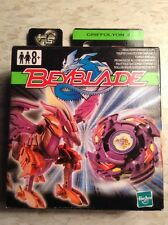 Beyblade GRIFFOLYON 2  Hidden Spirits  Hasbro 2003  New In Box