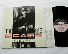 """SZAJNER The Big Scare FRENCH Orig 12""""EP NEW ROSE NEW (1984) Cold Wave synth NEW!"""