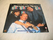 Laserdisc - Broadcast News (mint sealed PAL)