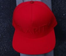 New Diamond Supply Co. Clarity Red Mens Snapback  One size Fit HTDMD-406