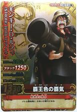 One Piece One Py Berry Match W Monkey D Luffy Strong World Style SR C248-W