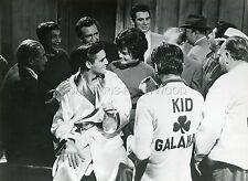 ELVIS PRESLEY  JOAN BLACKMAN KID GALAHAD 1962 VINTAGE PHOTO ORIGINAL #1