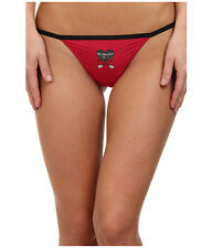 Betsey Johnson Party of 3 G-Strings Multi Pack Size One Size