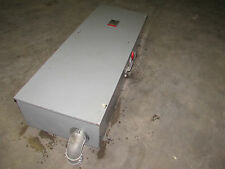 WESTINGHOUSE HFN365 HEAVY DUTY DISCONNECT SAFETY SWITCH 400A 600V 350HP **XLNT**