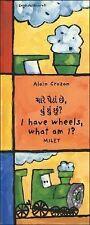 I Have Wheels, What Am I? (English-Gujarati) (Who Am I? What Am I? series), Alai