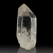 "4.7"" Water Clear Terminated QUARTZ CRYSTAL Backwards Time Line Arkansas for sale"