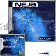 "NEJA ""HOT STUFF"" RARE CD ITALY 2003 + REMIX"