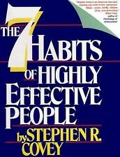 The Seven Habits of Highly Effective People by Stephen R. Covey (8 Cassette)