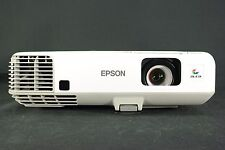 Epson 1835 - LCD Projector 3500 ANSI HD HDMI 1080i/p Remote TeKswamp