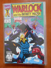WARLOCK and The Infinity Watch #16 1993 Marvel Comics  [SA43]