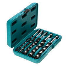 Makita P-46464 Auger Wood Drill Set Hexagon 200mm Standard 5 Pc - 6 8 13 16 19mm