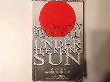 Under the Rising Sun : Memories of a Japanese Prisoner of War by Mario Machi (19