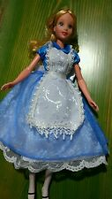 Disney alice in wonderland collectable doll, no box, barbie doll size