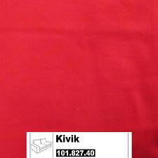 IKEA Kivik Bezug für 2er Sofa in Ingebo leuchtend rot 101.827.40