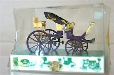 BRUMM HISTORICAL SERIES 8 ENGLISH SPYDER CARRIAGE BUGGY COACH 1850 na