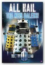 TELEVISION POSTER Doctor Who All Hail The New Daleks