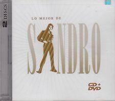 Sandro Lo Mejor CD+DVD New Nuevo sealed