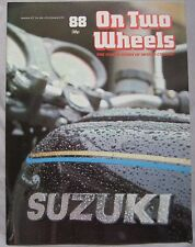On Two Wheels magazine The inside story of Motor Cycling Issue 88