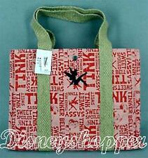 Tinker Bell Tinkerbell Montage Collage Tote Bag - NEW