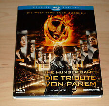 Blu Ray - Die Tribute von Panem - The Hunger Games - Special Edition ( Blueray )