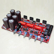 1PC LM3886+NE5532 2.1 CH AMP 68W*2+120W  Amplifier Assembled Board