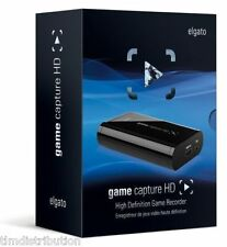 Elgato Game Capture HD 1080p Game Recorder For Xbox 360, Xbox 1, Wii U PS3 & PS4