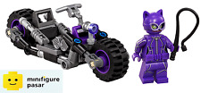 sh330 The Lego Batman Movie 70902 - Catwoman Minifigure & Catcycle - New