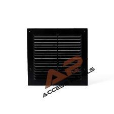 Copertura Griglia Ventilazione Aria NERA 175x170mm (6.9x6.17.8cm) Cover Di