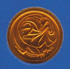 1984 Two Cent coin - Uncirculated - Taken from Mint Set