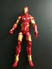 "THE AVENGERS Super Heros IRON MAN 3.75"" Loose Auction Figures DY20"
