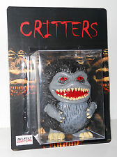 CRITTERS FIGURE CRITE CUSTOM TOY MOC- 5.5 INCHES - TERROR MOVIE - SIMIL GREMLINS