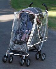 Baby Buggy passeggino passegino Universale Parapioggia antipioggia nuovo di zecca