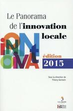 le panorama des innovations locales Collectif Occasion Livre
