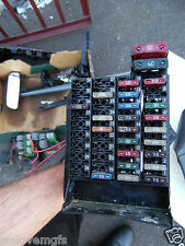 2001 MERCEDES V220 V CLASS W638 UNDERSEAT PASSENGER FUSE BOX