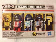 TRANSFORMER KREON KRE-O KREO ULTIMATE COLLECTION A4642 Bumblebee Jazz Mirage