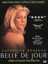Belle de Jour DVD   Catherine Deneuve, Jean Sorel  Like New!