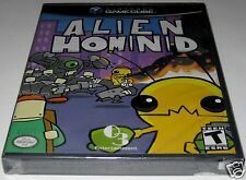 Alien Hominid ( Nintendo, Game Cube ) ~New~ Sealed! y-folds!