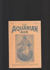 The Aquarian Age Magazine,July-August 1945 Issue