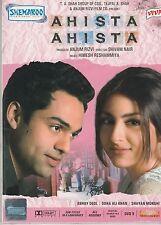 Ahista Ahista - Abhay Deol, Soha ali Khan   [Dvd ] 1st Edition