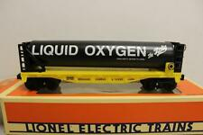 LIONEL 16368 - KATY LIQUIFIED OXYGEN CAR  - 0/027 -  BOXED - R1