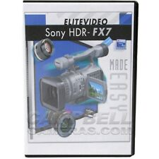 Sony HDR-FX7 Made Easy Training DVD