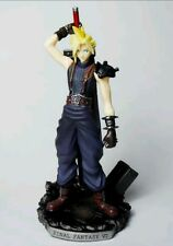 Square Enix Final Fantasy VII Trading Arts 10th Ann. Potion Cloud Strife Figure