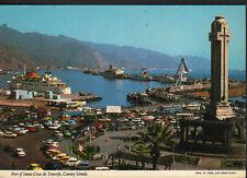 POSTAL DEL PUERTO SANTA CRUZ DE TENERIFE . CANARIAS . MAS EN MI TIENDA CC2009