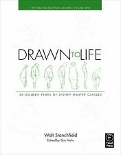 Drawn to Life: 20 Golden Years of Disney Master Classes Vol. 1 : Volume 1: the