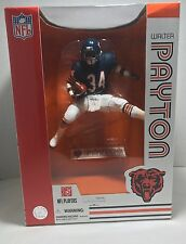 McFarlane NFL 12 inch R,Back #34 Walter Payton Chicage Bears Deluxe Variant