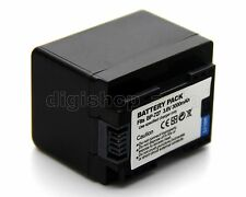 Battery for BP-709 Canon VIXIA HF R32 HF R40 HF R42 HF R50 HF R52 HF R300 HFR 60