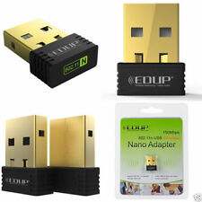 EDUP USB Wireless Wi-Fi Nano USB Adapter Dongle WiFi Dongle EP-N8553 (New)